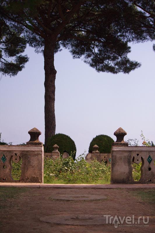 Вилла Чимброне / Фото из Италии