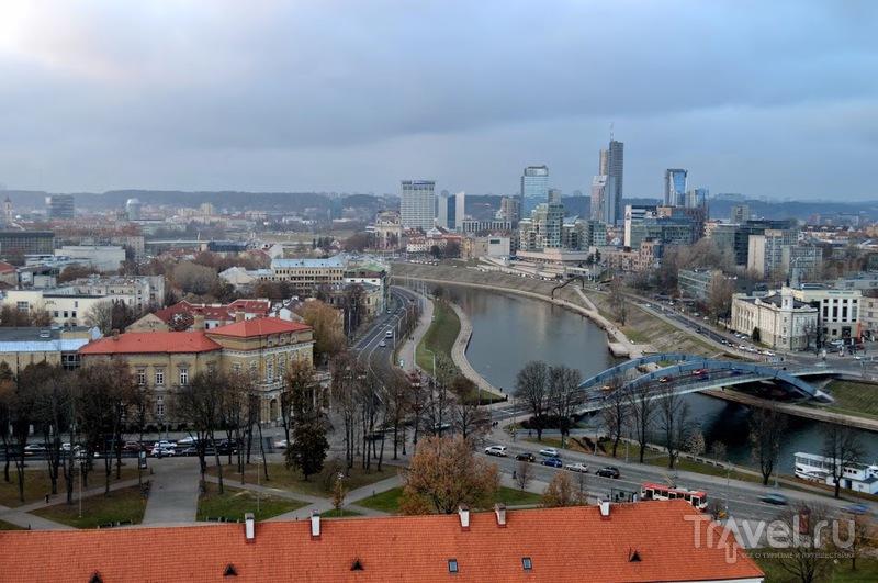 Вильнюс. Город сверху / Литва