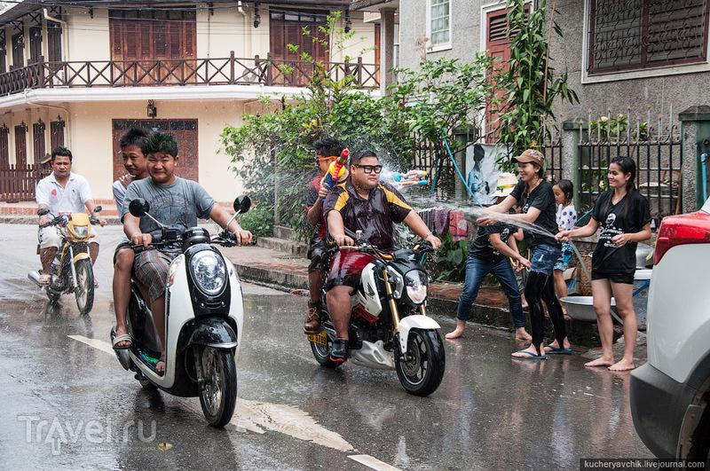 Луанг Прабанг / Фото из Лаоса