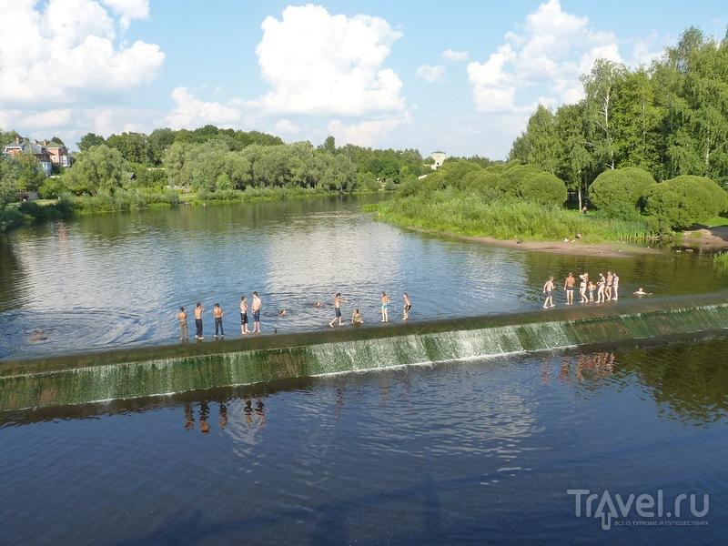 Псков. От Троицкого до пешеходного моста и обратно / Фото из России