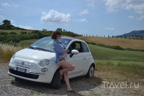 Арендовать машину в Италии легко... / Италия