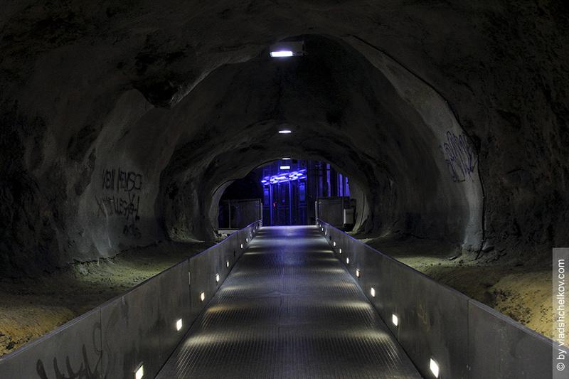 Подземные рыцари Граца / Австрия