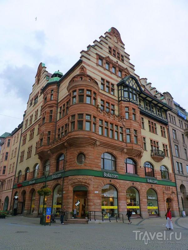Летний Мальмо / Фото из Швеции