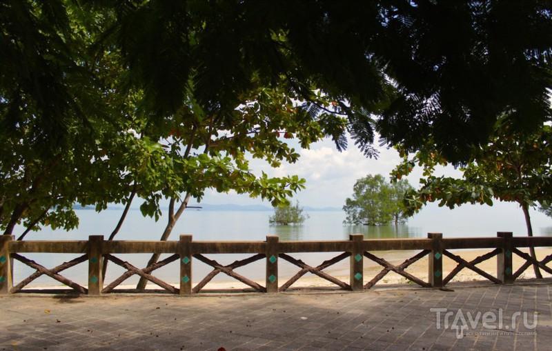 Потерянный Пхукет. Восточное побережье / Таиланд