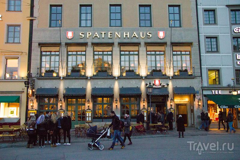 Прогулка по Мюнхену / Фото из Германии
