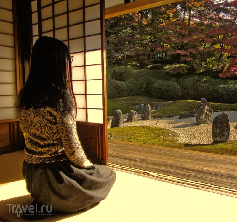 Киото. Pay them all! / Япония