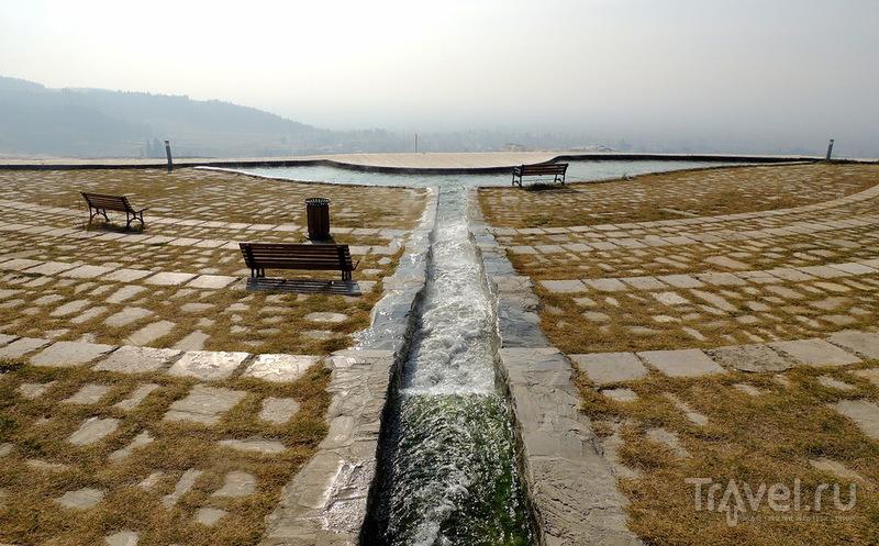 Памуккале - одно из чудес Турции и наследие ЮНЕСКО / Фото из Турции
