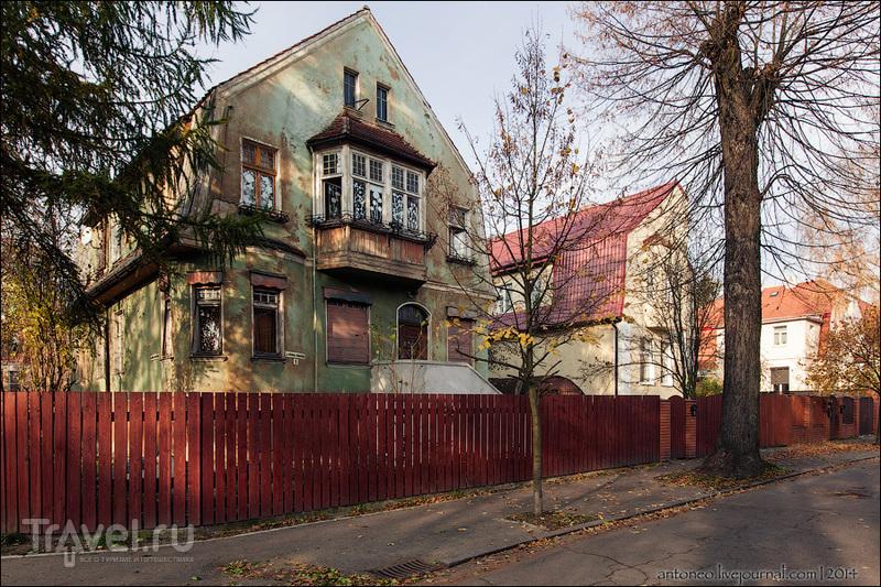 Квартал Амалиенау в Калининграде / Фото из России