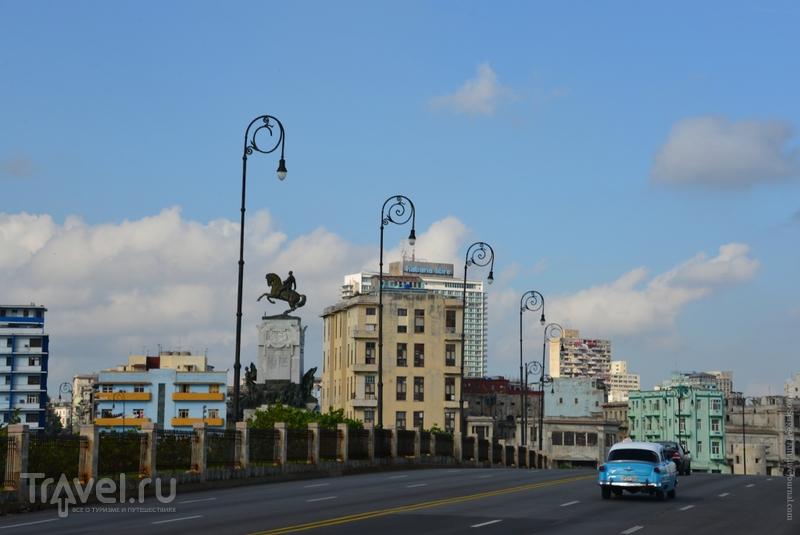 Набережная Малекон в Гаване / Фото с Кубы