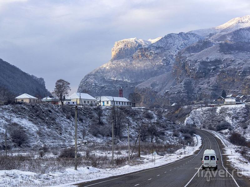 Зима на Северном Кавказе
