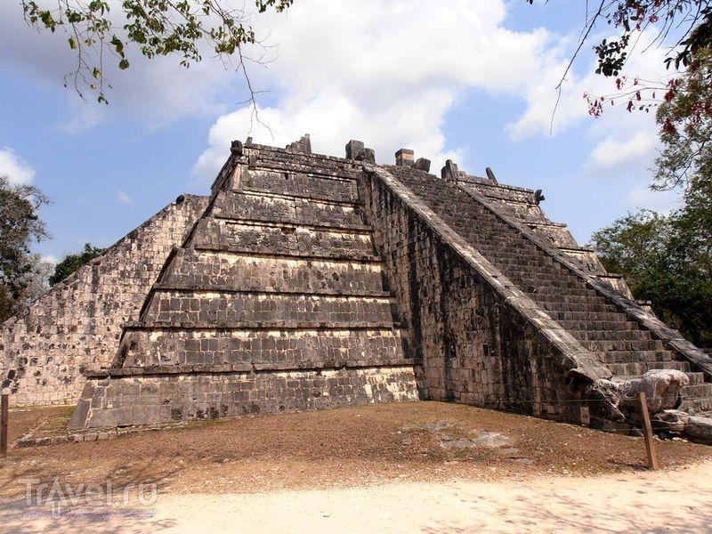 Чичен-Ица, Эк-Балам и Коба - города майя в сердце Юкатана / Мексика