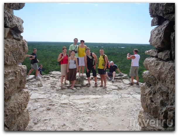 Путешествие по Мексике. Бакалар и Коба / Мексика