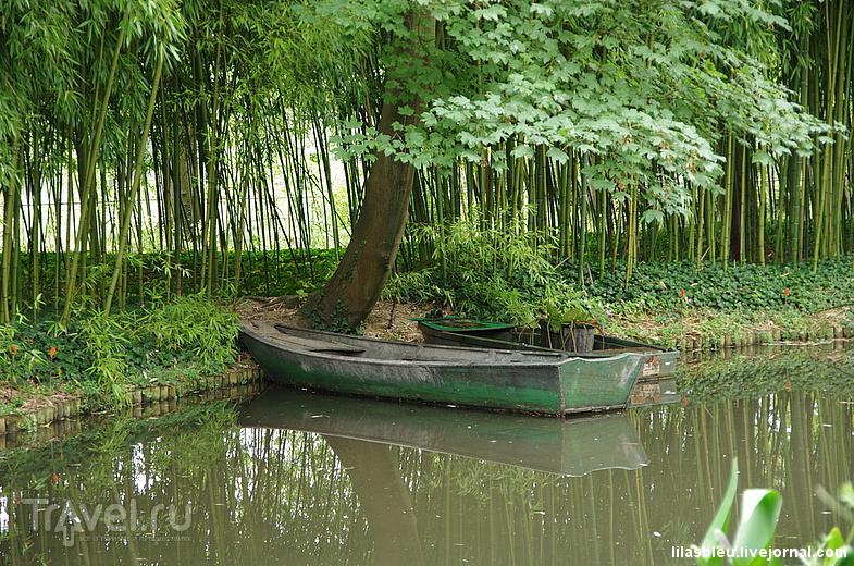 Сад и дом Клода Моне в Живерни / Франция