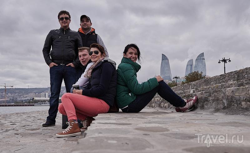 Первые шаги экспата по Баку / Азербайджан