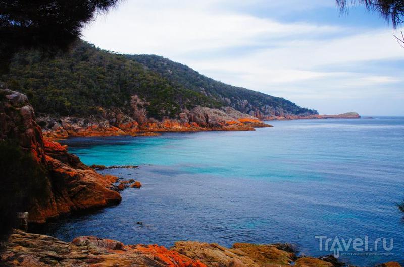 В Тасманию на мотоцикле / Фото из Австралии