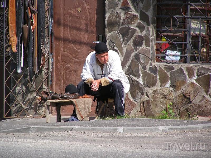 Румыния. Вялiкае Сяло / Румыния