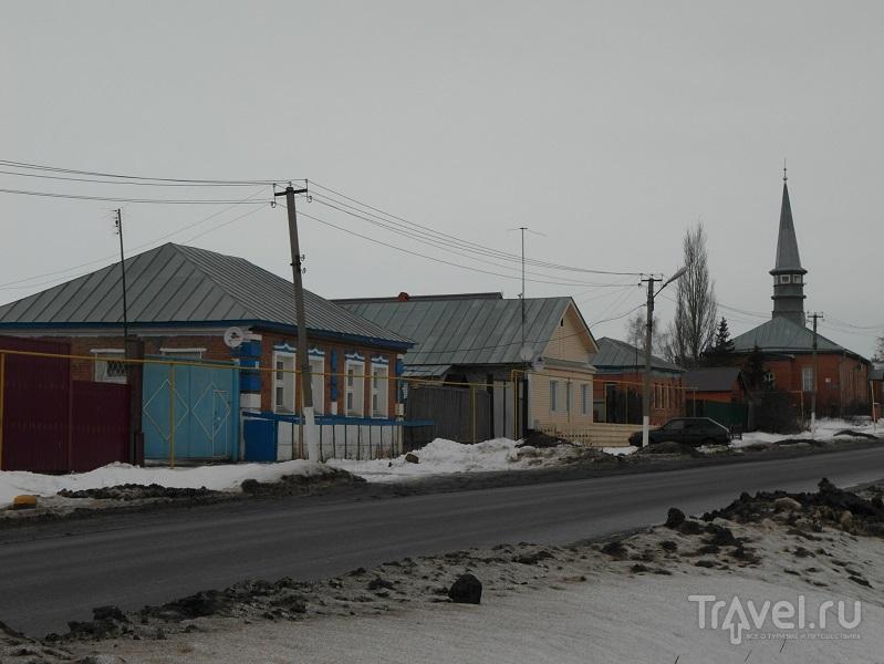 Буинск - глубинка Татарстана в первый день года / Россия