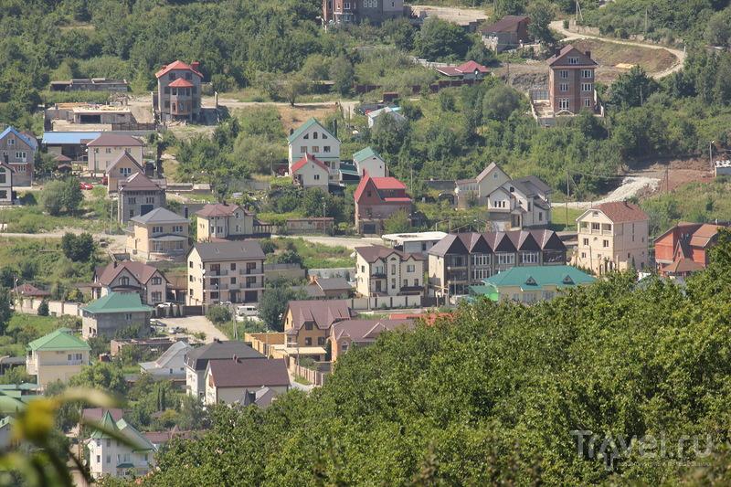 По горным рекам и холмам Краснодарского края / Фото из России