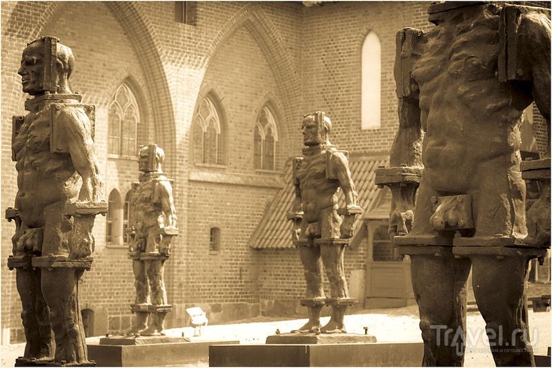 Мальборк - оплот крестоносцев! / Фото из Польши