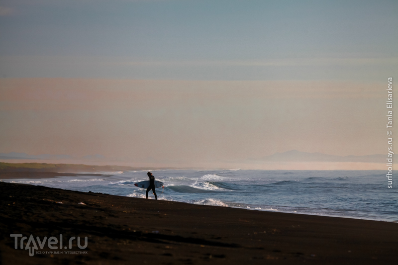 Путешествие на Камчатку. В погоне за рассветом / Фото из России