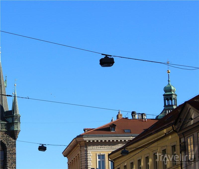 На чем проехаться по Праге? / Чехия