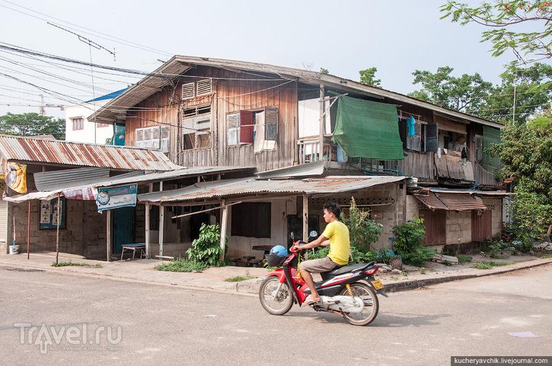 Вьентьян, Лаос / Фото из Лаоса