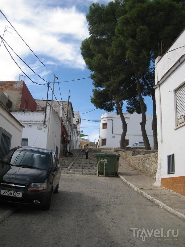 Город Олива / Фото из Испании
