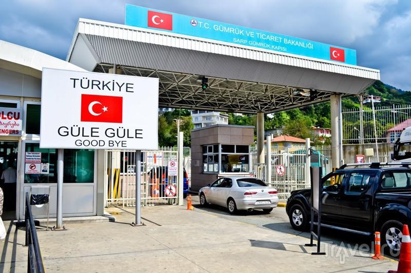 Батуми. Сарпи и Кемальпаша / Фото из Турции
