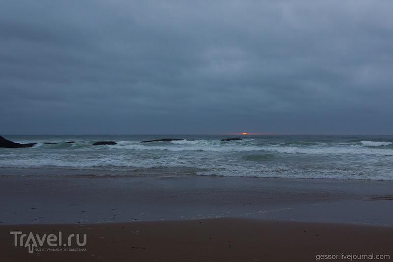 Пляж Легзира в Марокко. То, ради чего было все / Марокко