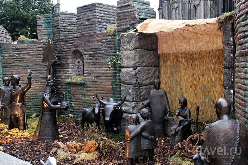 Кельн. Рождественские базары / Фото из Германии