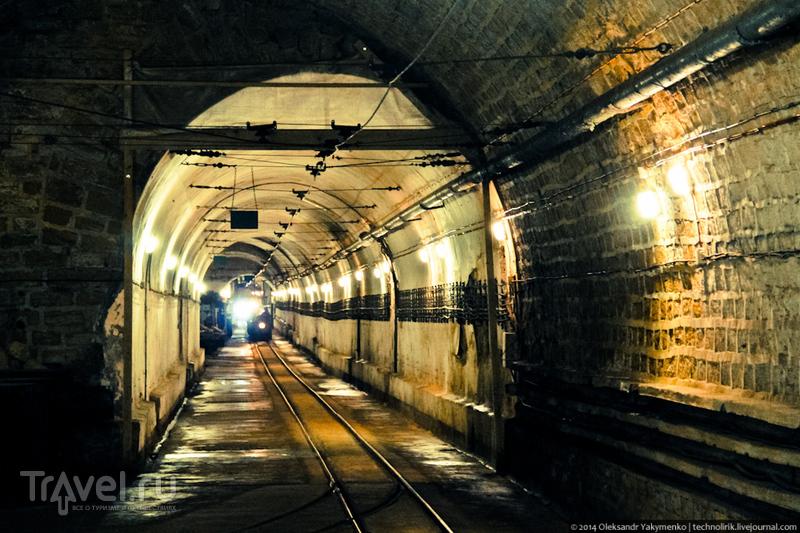 Gros Ouvrage du Hackenberg - самая большая в мире подземная крепость / Франция