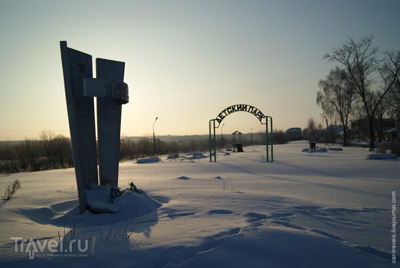 Путешествие по Чувашии. Ядрин / Россия