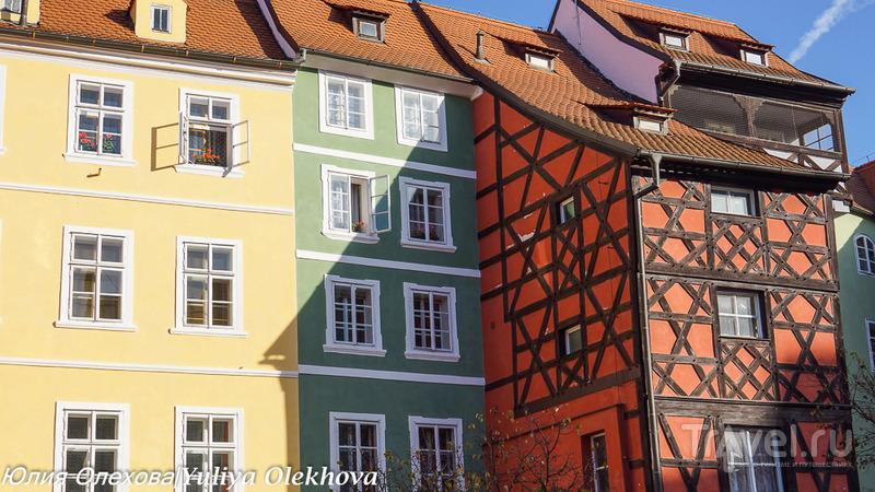 Хеб (Cheb) - чешский город с немецкими нотками / Чехия