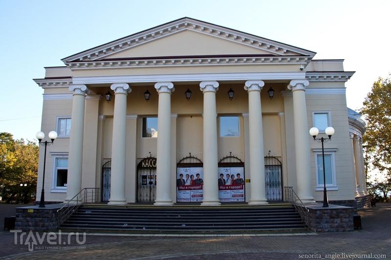Зимний, летний и зеленый театры Сочи / Россия