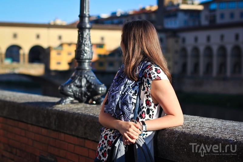 Рассвет. Флоренция / Италия