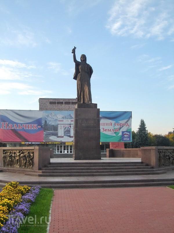 Северный Кавказ. Нальчик - Пятигорск / Россия