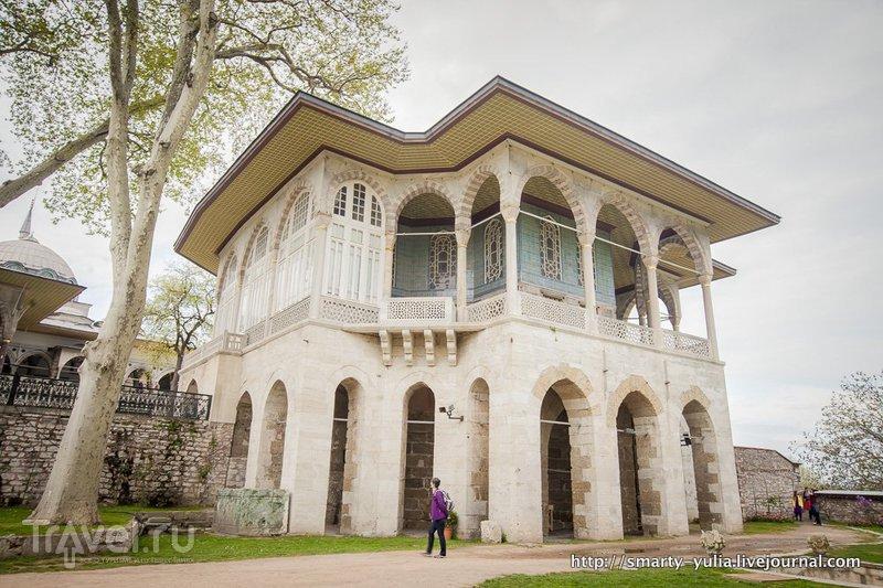 Стамбул: Дворец Топкапы / Турция