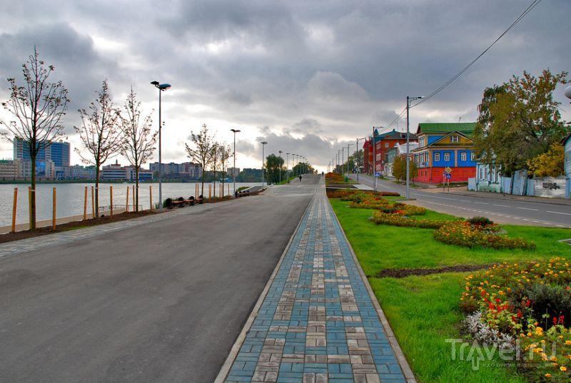 Улица-набережная Марджани в Старо-Татарской слободе