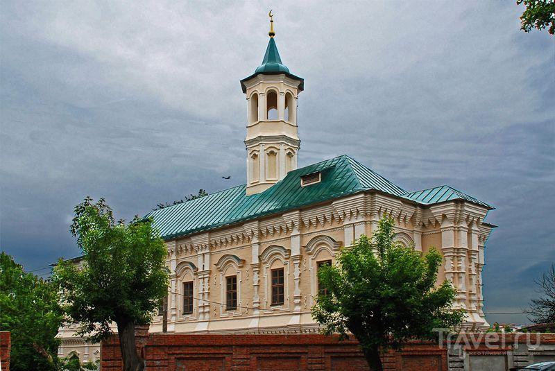 Апанаевская мечеть в Старо-Татарской слободе