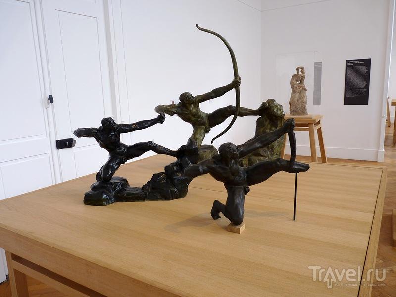 Париж. Музей Антуана Бурделя (Musée Bourdelle) / Франция