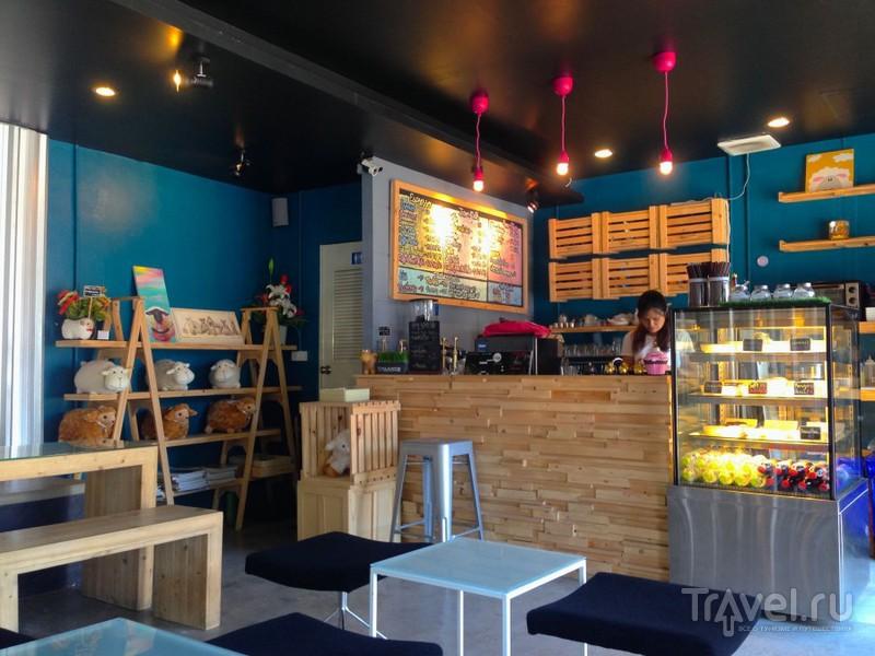 Пхукет Таун, Овечье кафе / Таиланд