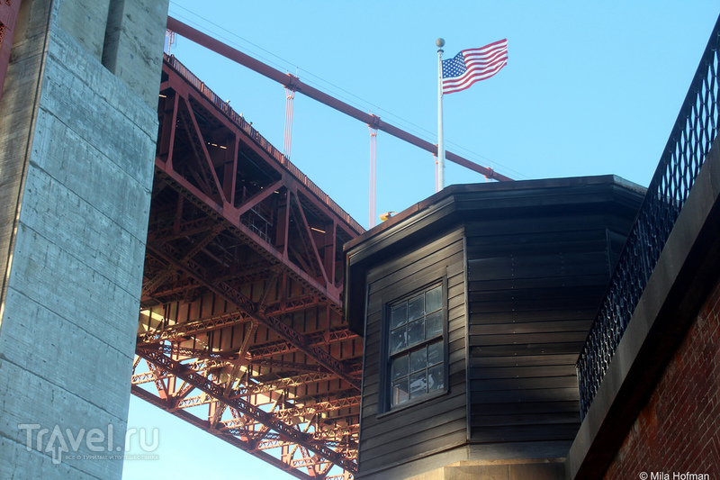 Fort Point / США