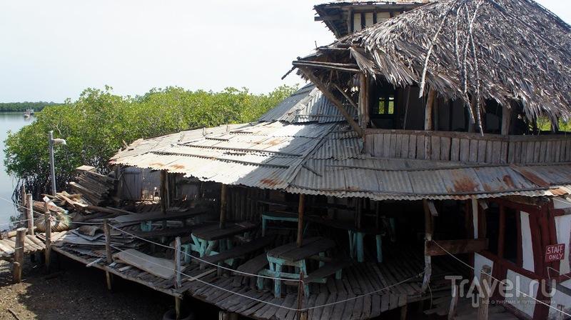 Serekunda-Abuko reserve - Lamin Lodge / Гамбия