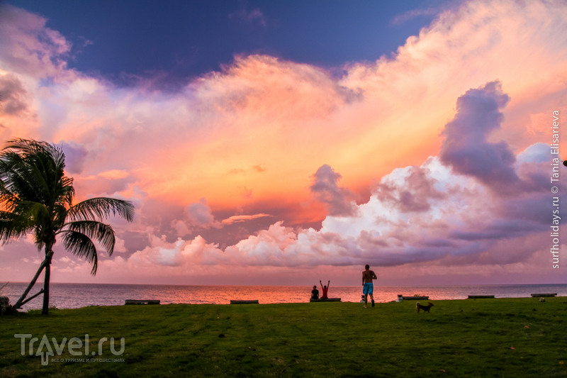 Неделя в Доминикане в декабре / Фото из Доминиканской Республики