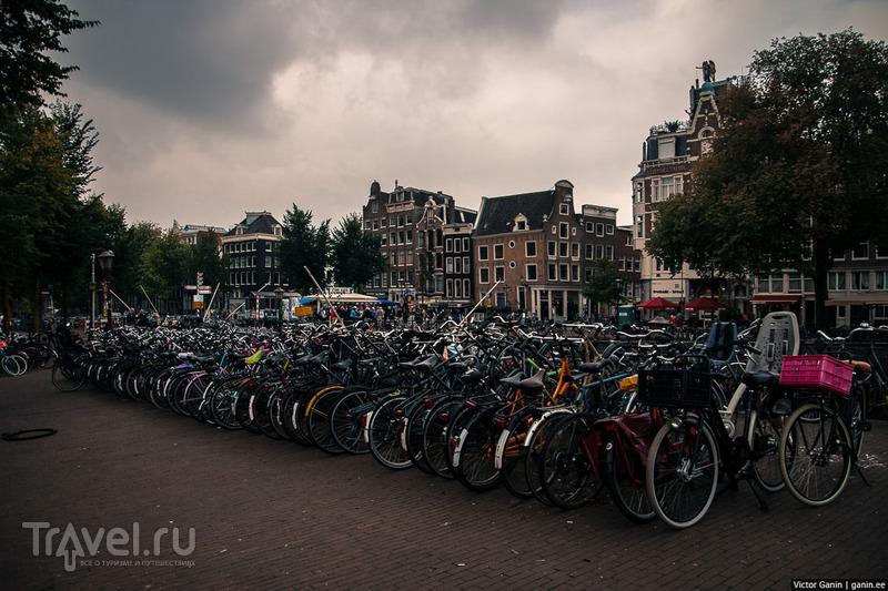 Автостопом через Европу. Амстердам и Люксембург / Нидерланды