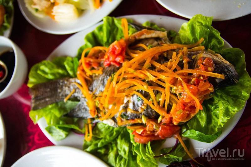 Еда в Хой Ане - Вьетнам / Вьетнам