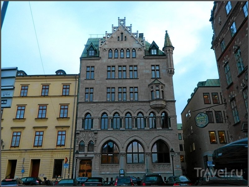 Стокгольм, Гамла Стан / Фото из Швеции
