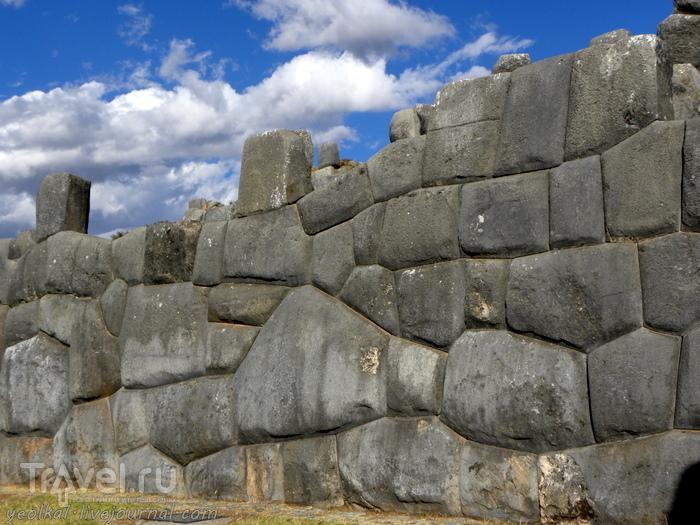 Un gran viaje a América del Sur. Перу. В царстве Инков и тех, кто был ещё раньше... Саксайуаман / Перу