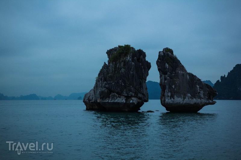 Залив Халонг во Вьетнаме / Вьетнам