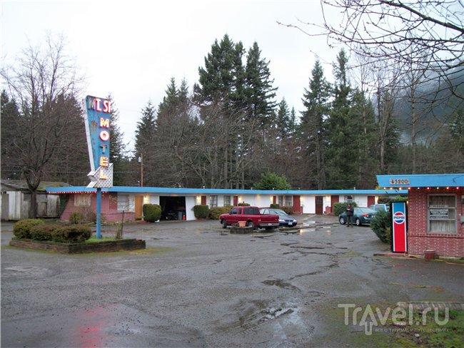 Декорации Твин-Пикса (штат Вашингтон, США) / США